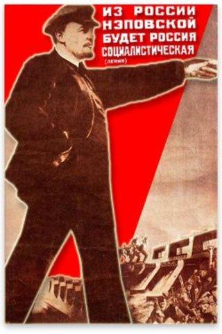 Stalin decretó el fin de la Nueva Política Económica