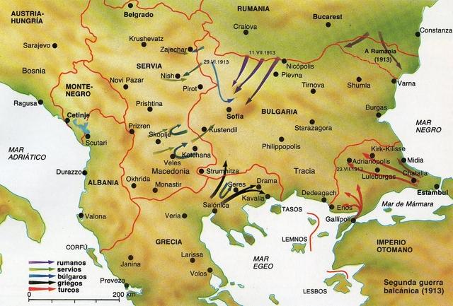 Crisis Balcánica de 1908