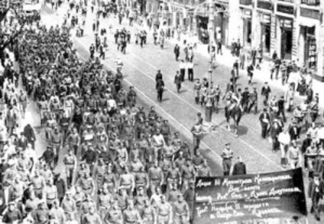 Revolución Rusa de Octubre de 1917