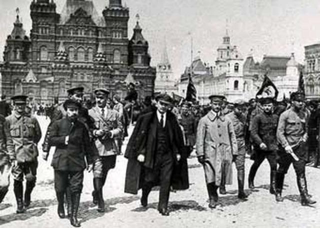 Revolución Rusa de Febrero