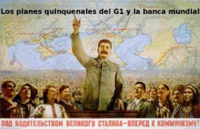 Planes quinquenales de Stalin
