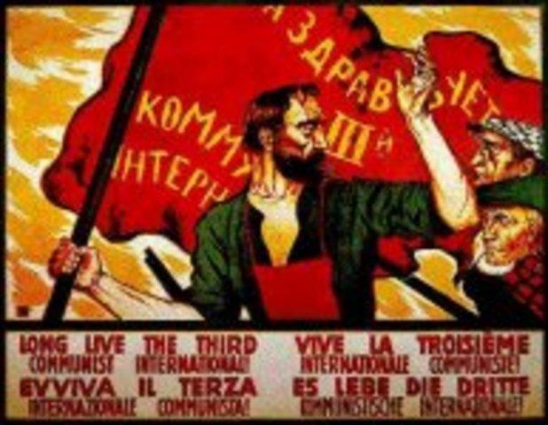 La Tercera Internacional o Komintern