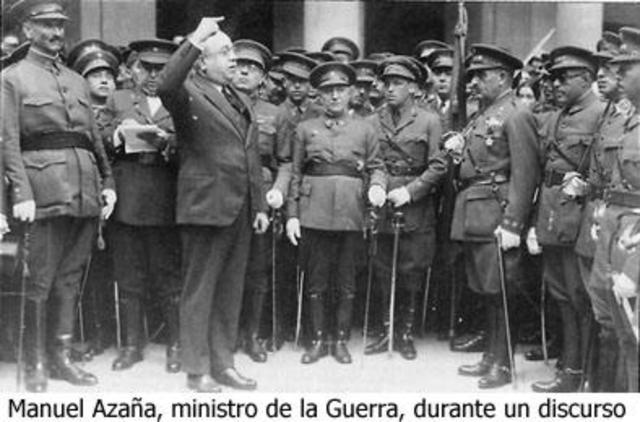"""""""Ley Azaña"""""""