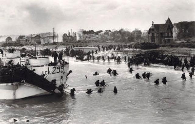 Normandy Landings (D-Day)
