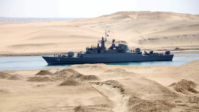 Canal de Suez (Francia)