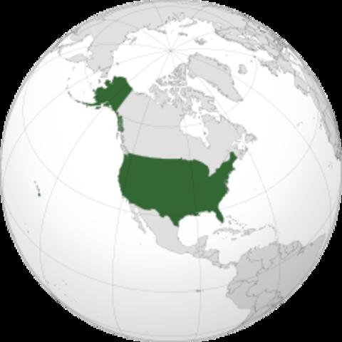 Invasión de Estados Unidos