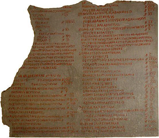 Edicto de Diocleciano