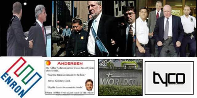 Enron y WorldCom