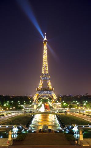 Traveled to Paris