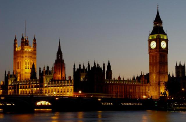 Traveled to the UK