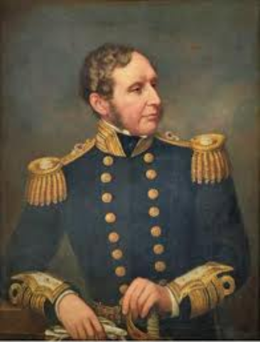 Governor Fitzroy Approaches The Colonial Office
