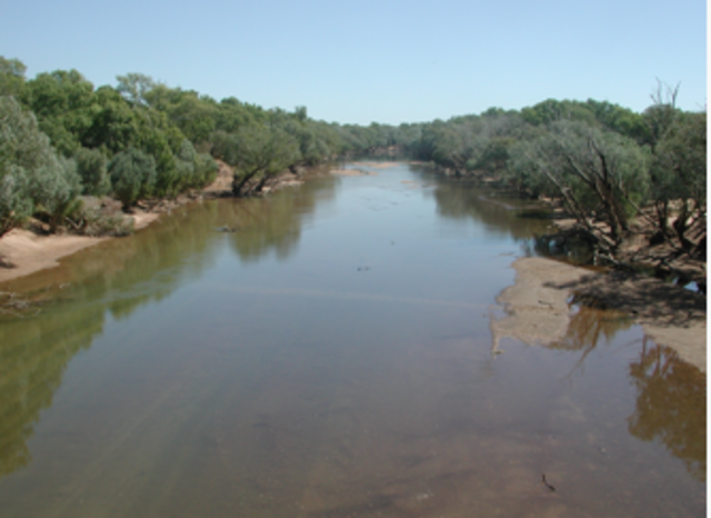 Gold Found North Of Fitzroy River