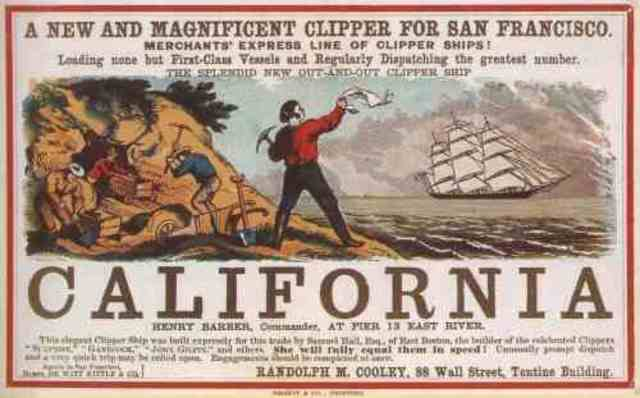 Californian Gold Rush