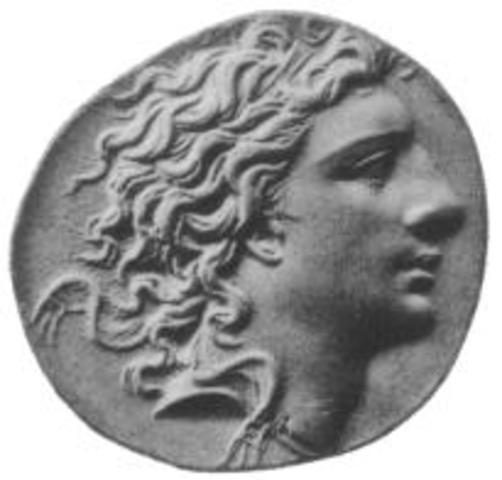 Mitrídates, Rey del Ponto