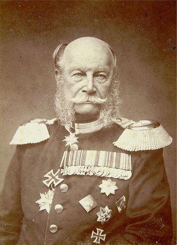 Dimisión del canciller Bismarck