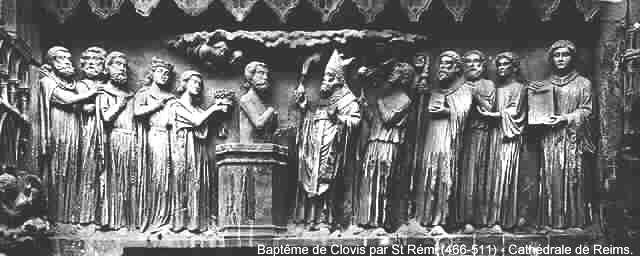 Conversion of Clovis