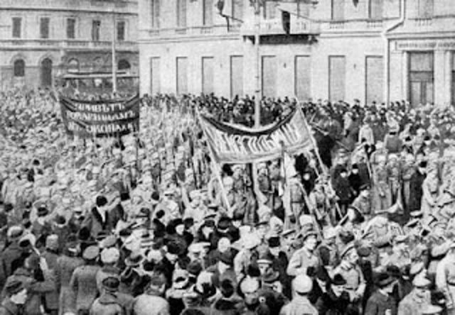 Revolución en febrero