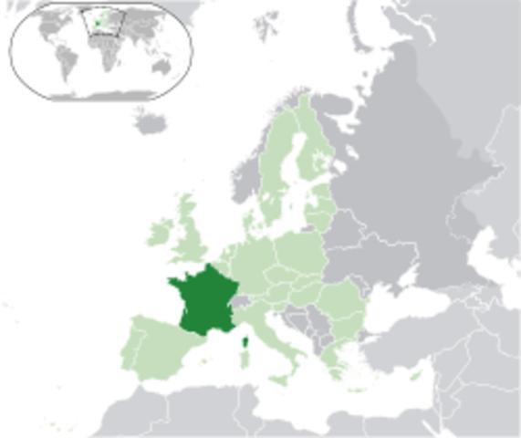 Se reinician los pagos a Francia.