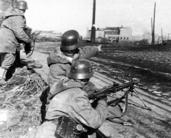 Ofensiva de alemania