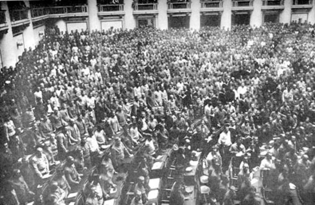 1º Congreso de los Soviets