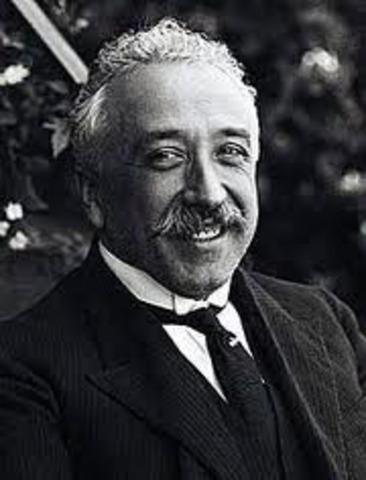 Presidente de la II República Española Niceto Alcalá-Zamora