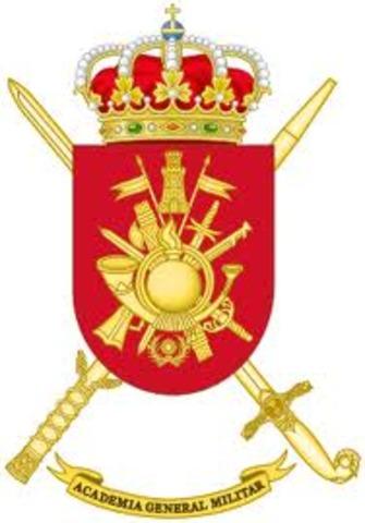 Se clausura la Academia General Militar de Zaragoza