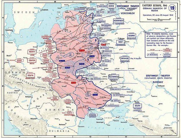 Invasión de Alemania