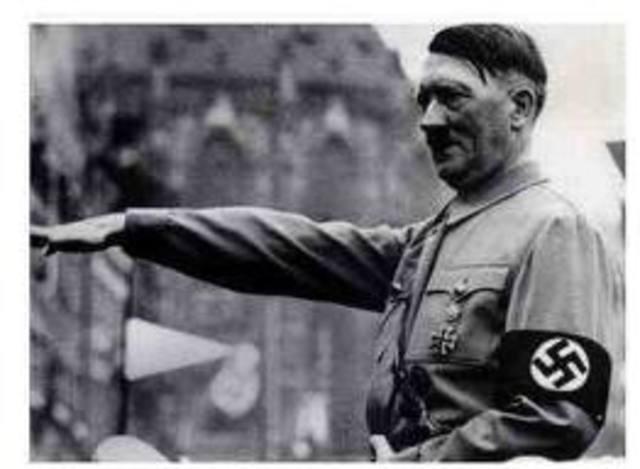 Techo electoral del partido nazi