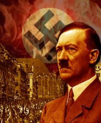 Hitler es nombrado canciller