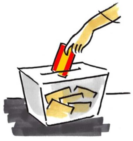 Celebración de nuevas elecciones