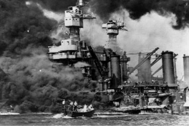 Japón - Pearl harbor