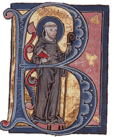 Birth of Bernard of Clairvaux