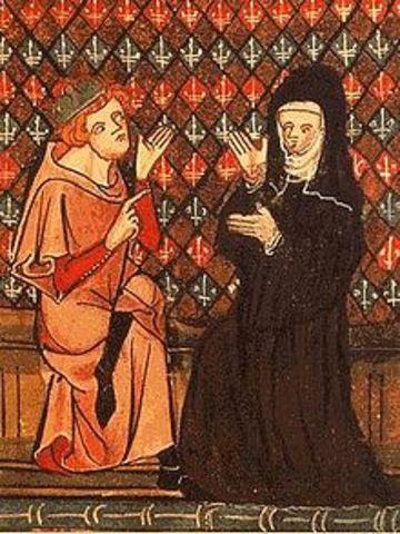 Birth of Peter Abelard