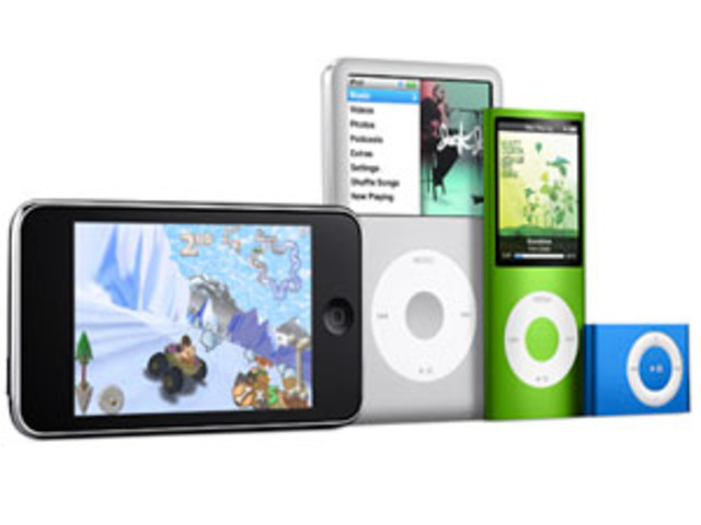 Ipods By Apple