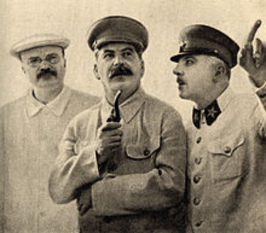 Primeras reacciones ante una posible invasión de Polonia.