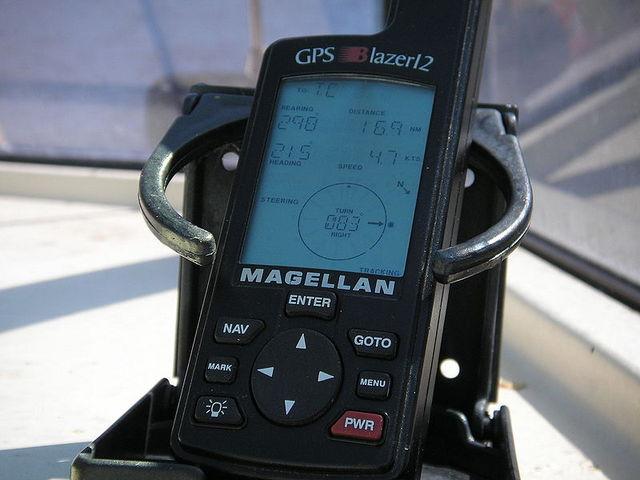 GPS  Friedwardt Winterberg