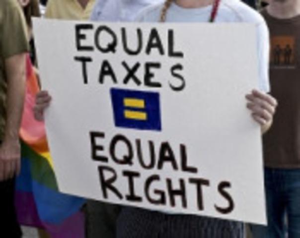 Equal Taxes