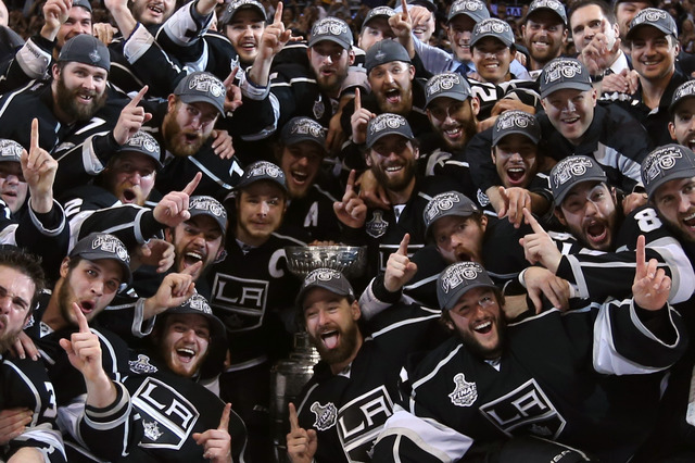 Kings beat Devils to win Stanley Cup