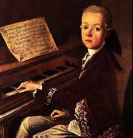 En el año 1769 fue nombado konzertmeister