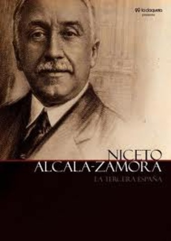 Destitución de Niceto Alcalá Zamora