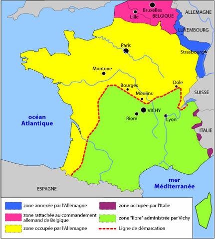 Armisticio francés.