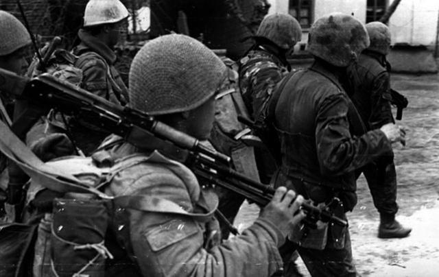 Invasión Soviética