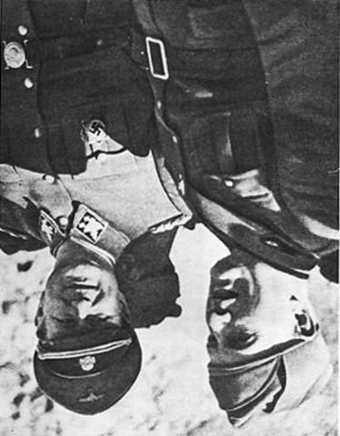 Mussolini es liberado.