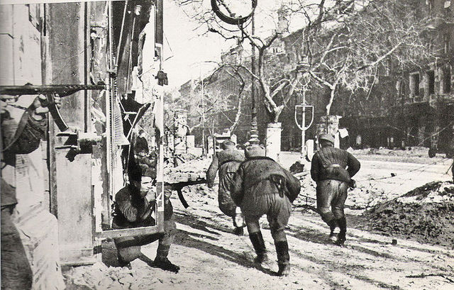 Asedio de Budapest