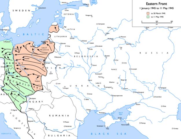 Ofensiva Soviética