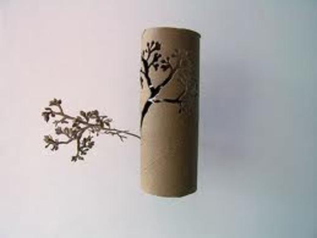 Utilisons l'arbre pour papier, eh!
