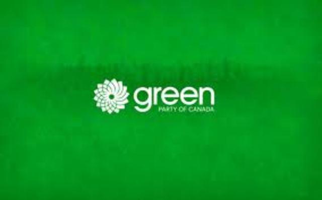 le parti vert du Canada!