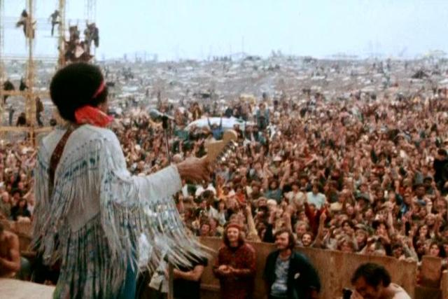 Woodstock, 3 Days of Peace and Music