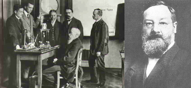 1879 – Wilhelm Wundt founds the first experimental psychology lab in Leipzig, Germany. The event is considered the starting point of psychology as a separate science. He is sometimes called the 'father of psychology'.