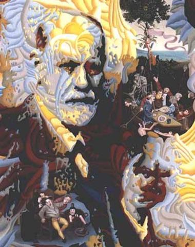 1900 – Sigmund Freud publishes Interpretation of Dreams.